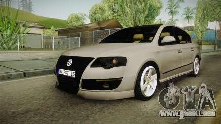 Volkswagen Passat B6 para GTA San Andreas