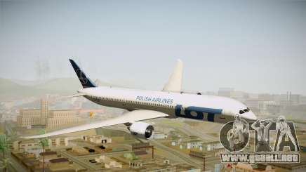 Boeing 787 LOT Polish Airlines para GTA San Andreas