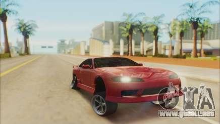 NISSAN S15 Burgundy para GTA San Andreas