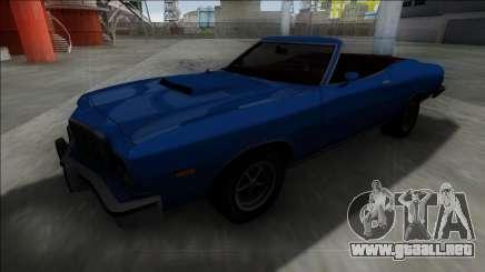 1975 Ford Gran Torino Cabrio para GTA San Andreas