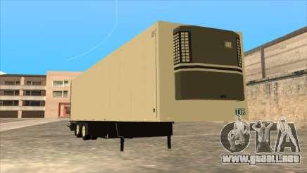 Remolque Shmitz Cargobull para GTA San Andreas