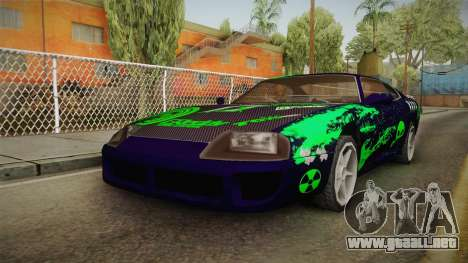 Jester PJ Mutation Drift para GTA San Andreas