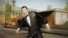 007 EON Bond Tuxedo para GTA San Andreas