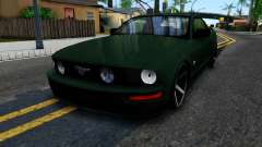 Ford Mustang GT 2009 para GTA San Andreas