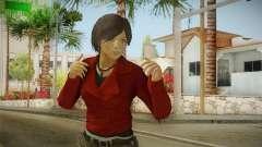 Uncharted 3 - Chloe Frazer para GTA San Andreas