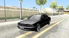 BMW 730i E38 para GTA San Andreas