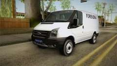 Ford Transit Forenzika para GTA San Andreas