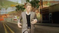 007 James Bond Daniel Craig Suit v2 para GTA San Andreas