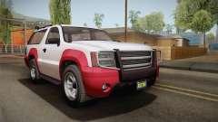 GTA 5 Declasse Granger 2-doors IVF para GTA San Andreas