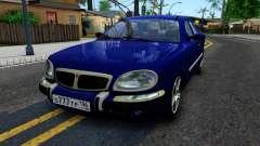 GAS 3111 Volga para GTA San Andreas