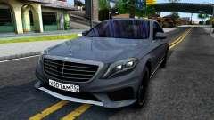 Mercedes-Benz S63 AMG para GTA San Andreas