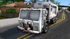 ORC Garbage Truck para GTA San Andreas