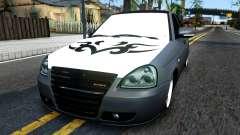 VAZ 2172 para GTA San Andreas