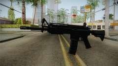 M4A1 S.I.R.S. para GTA San Andreas
