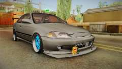 Honda Civic Tuned para GTA San Andreas