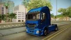 Iveco Stralis Hi-Way 560 E6 4x2 v3.2 para GTA San Andreas