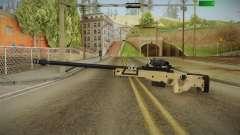 Battlefield 4 - L96 para GTA San Andreas
