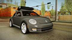 Volkswagen Beetle 2013 Daily Car para GTA San Andreas