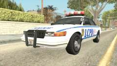 GTA 4 Police Stanier SA Style para GTA San Andreas