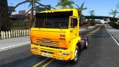KamAZ 5460 v2. para GTA San Andreas