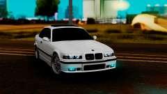 BMW M3 E36 ZLO para GTA San Andreas