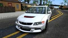 Mitsubishi Lancer Evolution IX para GTA San Andreas