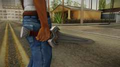 Injustice: Gods Among Us - Amazonian Sword para GTA San Andreas