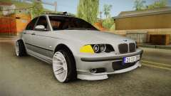 BMW 320d E46 Sedan para GTA San Andreas