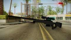 50 Cent: BTS - Bolt Action Sniper Rifle para GTA San Andreas