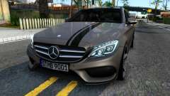Mercedes-Benz C250 AMG Edition para GTA San Andreas