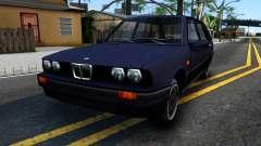 BMW 3-er E30 Touring SA Style para GTA San Andreas