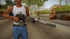 Battlefield 4 - LSAT para GTA San Andreas