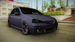 Dacia Logan Low Style para GTA San Andreas