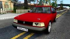 AZLK 2141 Borgoña para GTA San Andreas