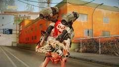 DOOM 2016 - Revenant para GTA San Andreas