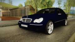 Mercedes-Benz C-class Kompressor para GTA San Andreas