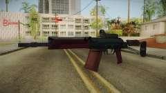 Battlefield 4 - Saiga-12K para GTA San Andreas