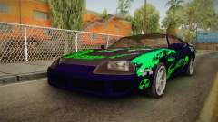 Jester PJ Mutation Drift para GTA San Andreas