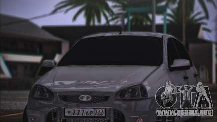 Lada Kalina Sport para GTA San Andreas