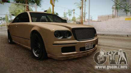 GTA 5 Enus Cognoscenti 55 SA Style para GTA San Andreas