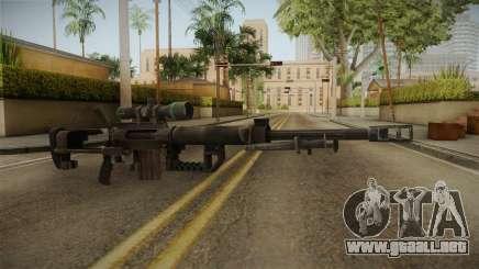 Battlefield 4 - SRR-61 para GTA San Andreas