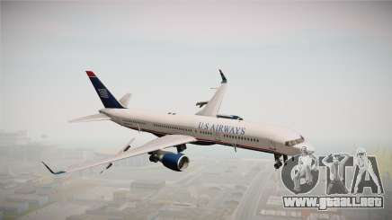 Boeing 757-200 US Airways para GTA San Andreas