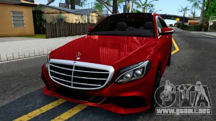 Mercedes-Benz C-Class Estate 2015 para GTA San Andreas