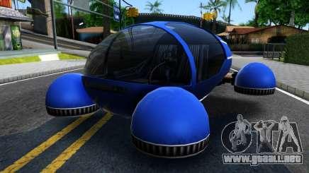Alien Manana para GTA San Andreas