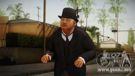 007 Goldeneye Oddjob para GTA San Andreas