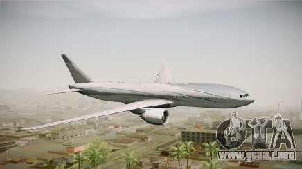 Boeing 777-2KQ VP-CAL Aviation Link para GTA San Andreas