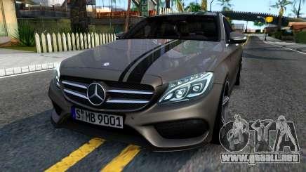 Mercedes-Benz C250 AMG Edition para GTA San Andreas