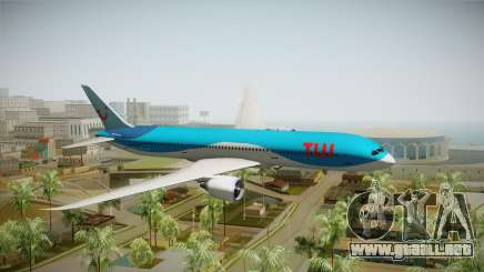 Boeing 787 TUI Airlines para GTA San Andreas