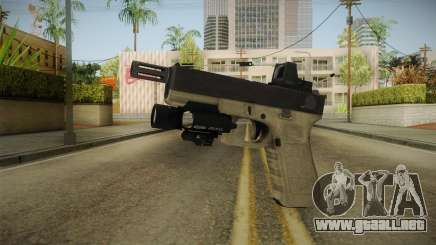 Battlefield 4 - G18 para GTA San Andreas