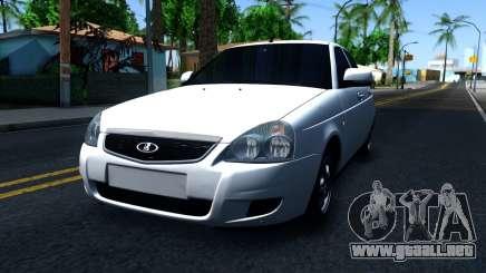VAZ 2170 para GTA San Andreas
